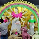 শেরপুরে ১৪৩টি মণ্ডপে শুরু হচ্ছে শারদীয় দুর্গা পূজা