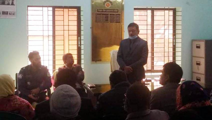 ঝিনাইগাতীতে উপজেলা পরিষদের নতুন কার্যালয় উদ্বোধন